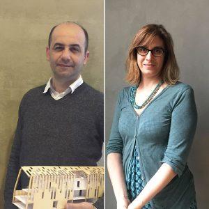 Elena Granata e Mario Tancredi